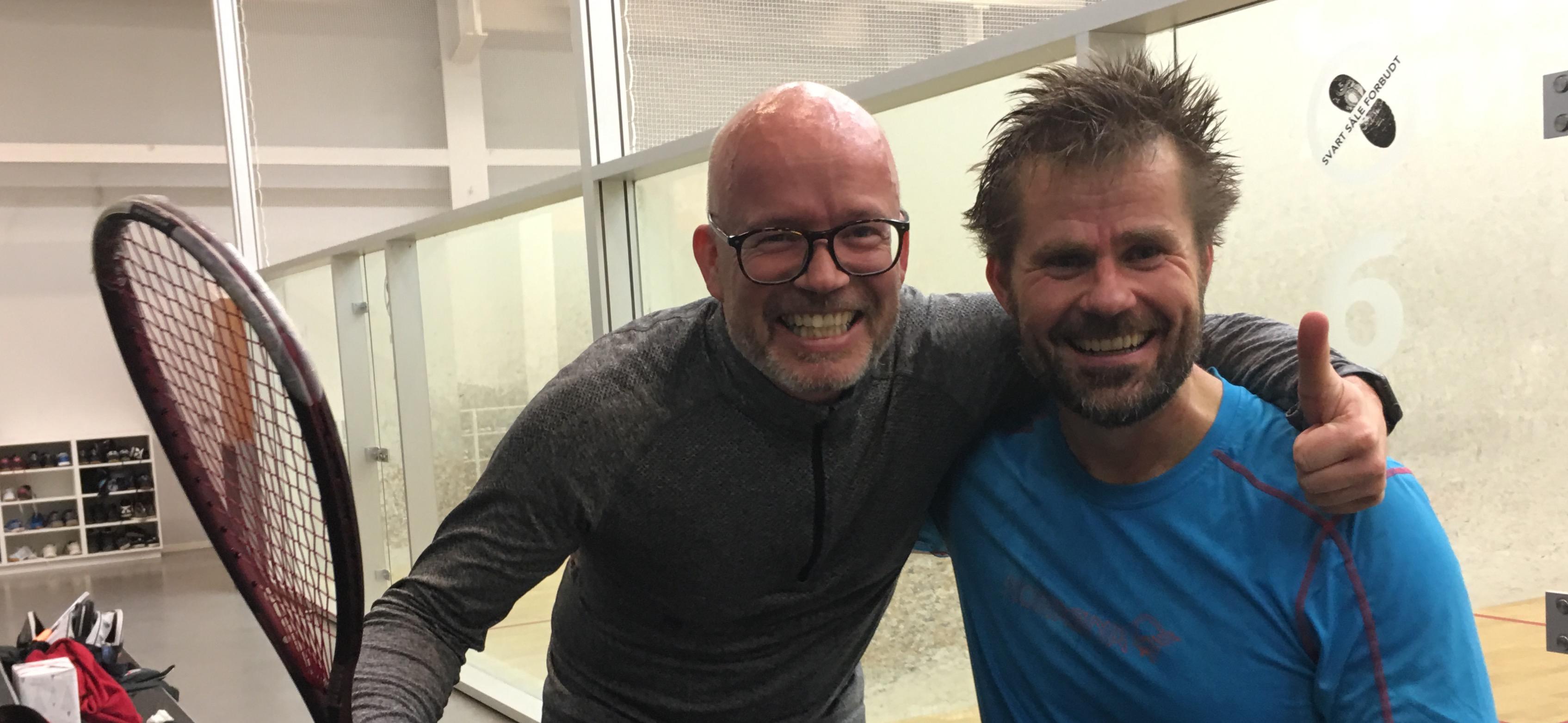 Glenn Ulrik og Espen
