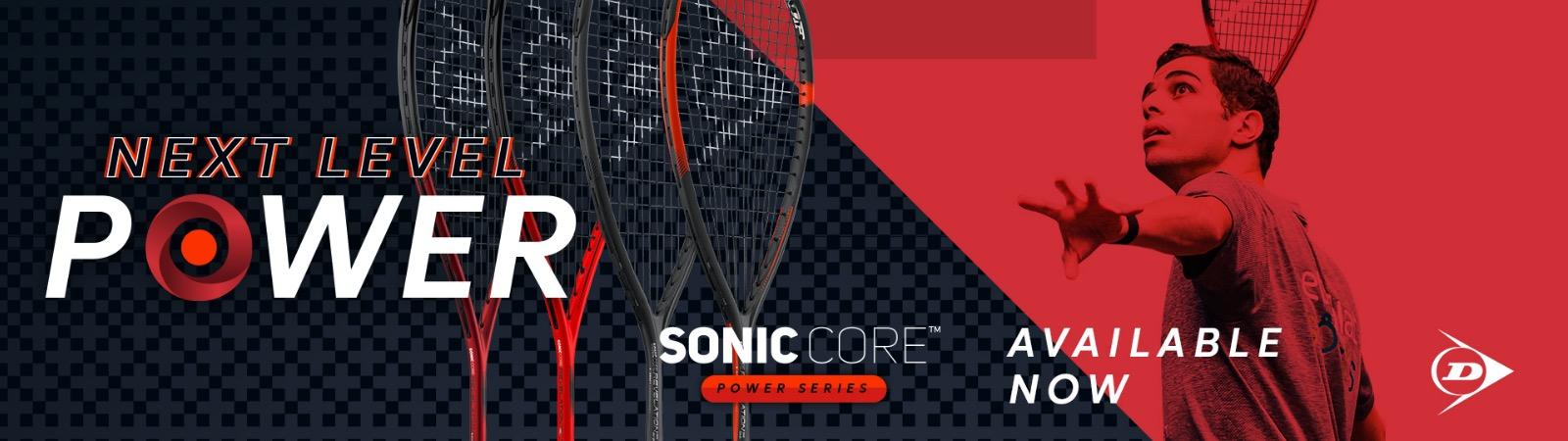 Dunlop SonicCore Next Level Power